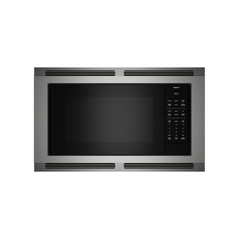 "Standard Microwave 30"" Stainless Trim - M Series"