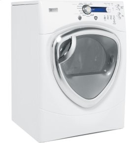GE Profile™ 7.5 Cu. Ft. Colossal Capacity Gas Dryer