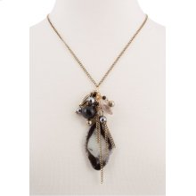 BTQ Charm Bundle Necklace