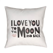 "Love To Moon QTE-048 20"" x 20"""