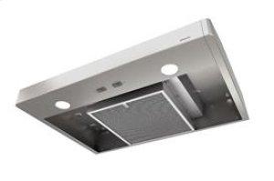 """Tenaya 30"""" 250 CFM 1.5 Sones Stainless Steel Range Hood"""