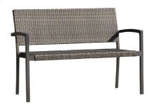 Spectrum Stackable Woven Bench