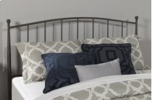 Warwick Full/queen Metal Headboard (gray Bronze)