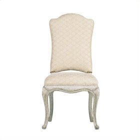 Arrondissement - Volute Side Chair In Vintage Neutral