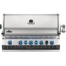 Built-in Prestige PRO 665 RB Infrared Rear Burner , Stainless Steel , Propane Product Image