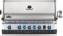 Built-in Prestige PRO 665 RB Infrared Rear Burner Stainless Steel , Natural Gas