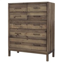Bianco Chest with 7 Drawers, Rustic Tuscan