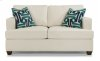 Pierce Fabric Loveseat