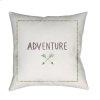 "Adventure II ADV-002 18"" x 18"""