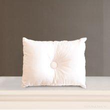Bebe Pique Sm Decorative Pillow White