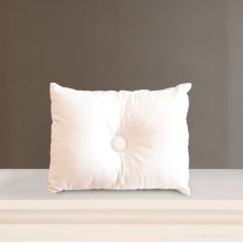 Bebe Pique Sm Decorative Pillow White