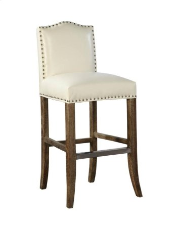 Vanilla Pauper Bar Stool Product Image
