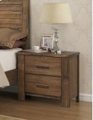 Nightstand - Satin Mindi Finish Product Image