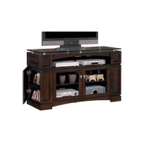 Exquisitely designed and featuring tons of storage, the Celena TV stand wil...