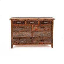 Sherwood 9 Drawer Dresser