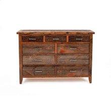 Sherwood 9 Drawer Dresser
