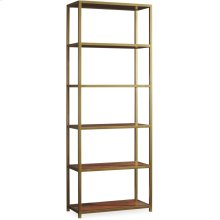 Studio 7H NYPL Tall Metal Bookcase