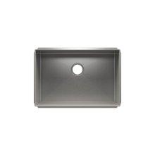 """J7® 003942 - undermount stainless steel Kitchen sink , 27"""" × 18"""" × 10"""""""