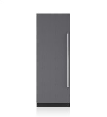 "30"" Designer Column Refrigerator - Panel Ready"