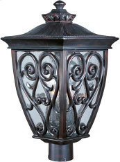 Newbury VX 3-Light Outdoor Pole/Post Lantern