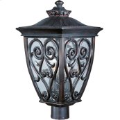 Newbury VX 3-Light Outdoor Pole/Post Lantern