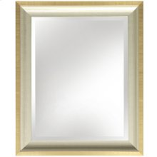 Framed Mirror  28in X 35in