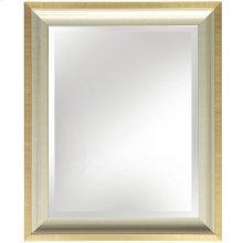 Framed Mirror  28in X 35in