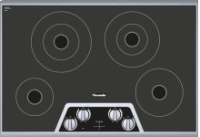 CEM304NS 30 inch Masterpiece® Series Electric Cooktop CEM304NS