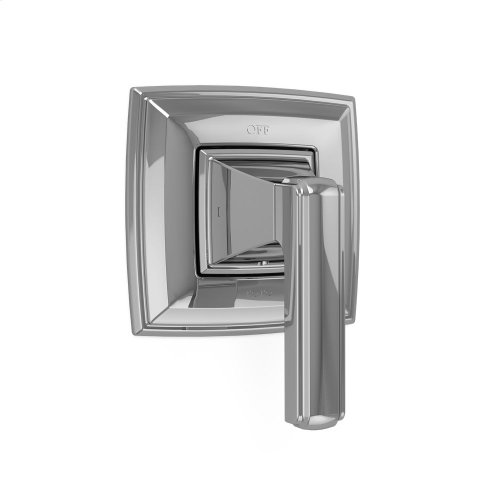 Connelly Two-Way Diverter Trim with Off - Polished Chrome Finish