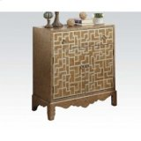 Antique Silver Console Table Product Image