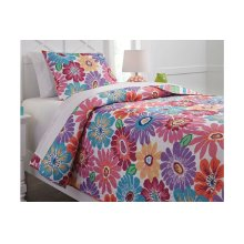 Twin Quilt Set