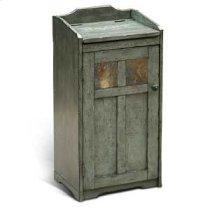 Green Trash Box Product Image