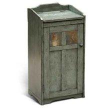 Green Trash Box