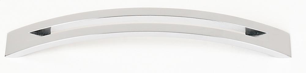 Slit Top Pull A422-6 - Polished Chrome