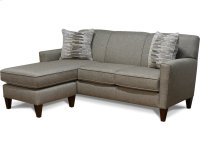 Collegedale Floating Ottoman Chaise 6205-25 Product Image