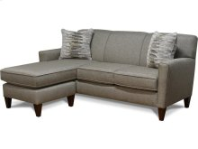 Collegedale Floating Ottoman Chaise 6205-25