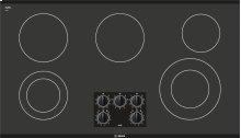 """36"""" Black Electric Cooktop 300 Series - Black NEM3664UC"""