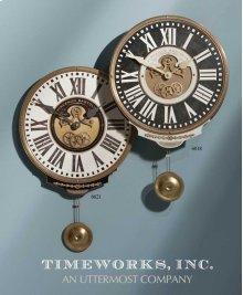 Vincenzo Bartolini Cream, Wall Clock