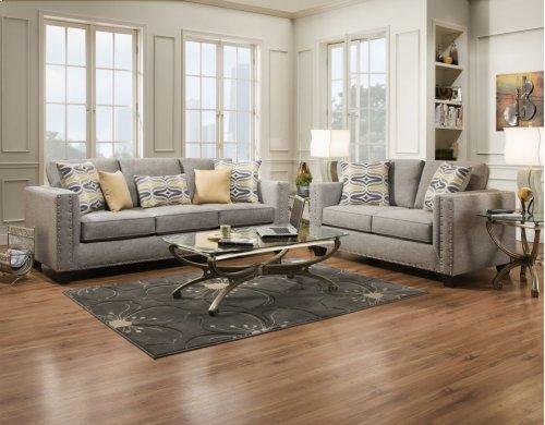 1700 - Paradigm Smoke Sofa