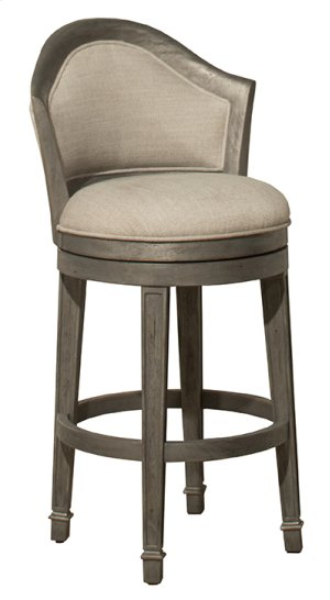 Monae Swivel Bar Stool - 2pc Construction