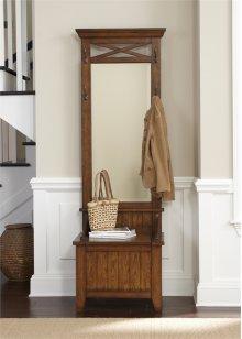 Hall Tree Mirror
