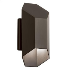 Estella Collection Estella 1 Light LED Outdoor Wall Light AZT