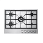 Fisher & PaykelGas on Steel Cooktop, 30""