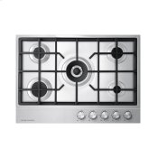 Gas on Steel Cooktop, 30""