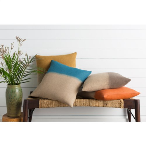 """Dip Dyed DD-011 22"""" x 22"""" Pillow Shell Only"""
