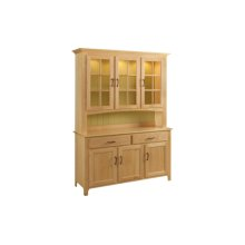 Shaker Hutch Two Doors