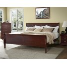 """Orleans Mirror, Cherry 36""""x1""""x38"""" Product Image"""