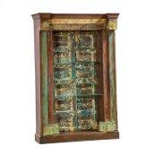 Drosh Bookcase with Door