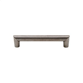 Flute Cabinet Pull - CK10066 White Bronze Medium
