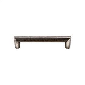 Flute Cabinet Pull - CK10066 Silicon Bronze Rust
